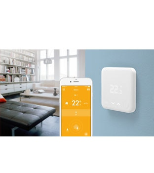 tado° thermostat intelligent de Viessmann