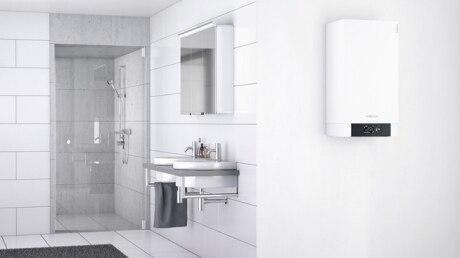 Adoucisseur Deau Sanitaire Viessmann - Adoucisseur d eau salle de bain