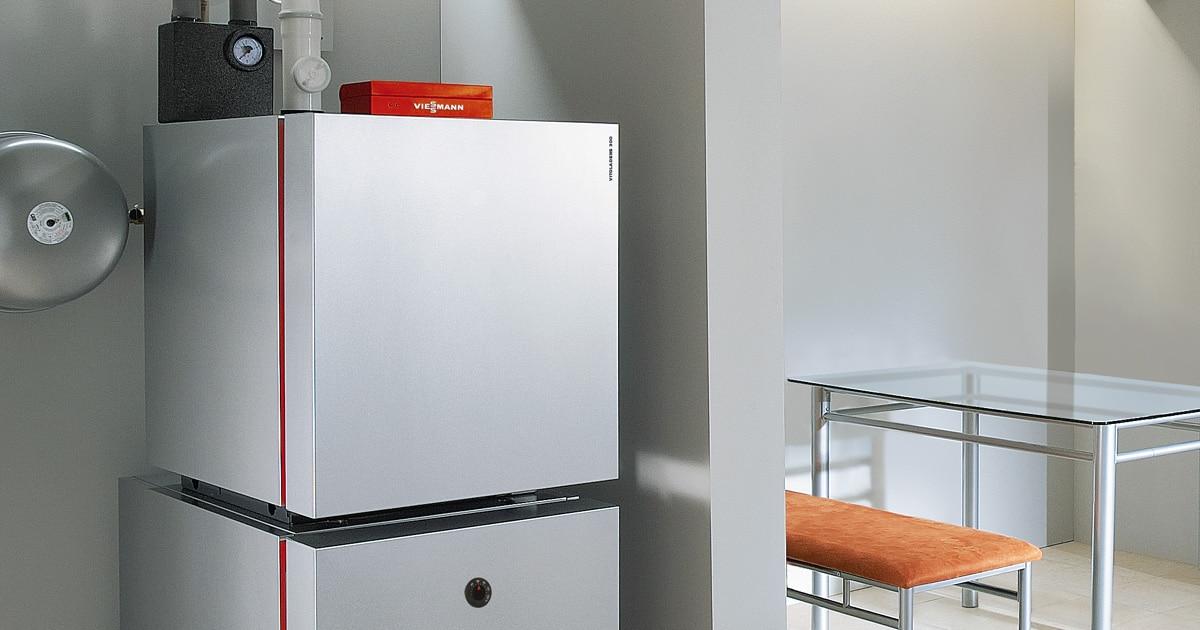 chaudi res mazout condensation aux meilleurs prix viessmann